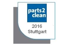 Ultrasonic cleaning at Parts2Clean 2016